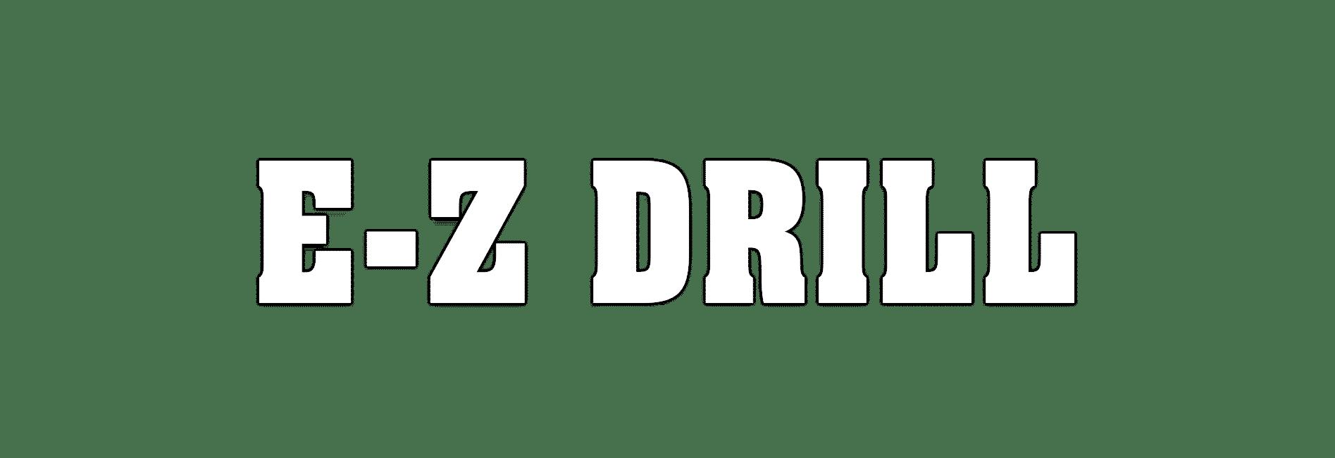 E-Z Drill Logo